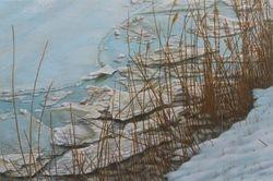 Smeltend ijs 2013 ( A )