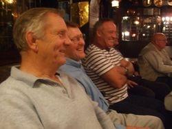 Frank Rimer,Pete Roberts,Tom Tyrone, Mel Stuart