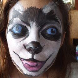 Full Face Huskey