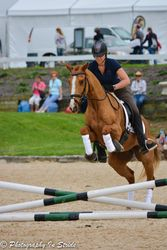 Emily and Winston Jumping - RRP Demo