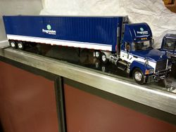 progressive transfer truck