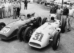 1956 Kurtis 500F   chassis #389-56   &   #390-56