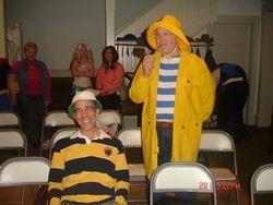 Gorton fisherman and Gilligan
