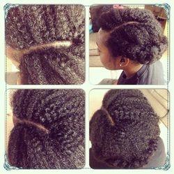 Crochet Weave