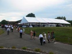 100 x 40 Tent