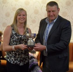 Handicap Tournament Ladies Doubles Winner