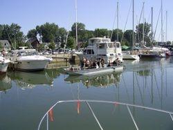 Erieau Charter - Lake Erie