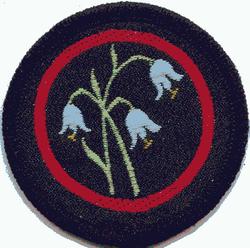 Bluebell Patrol Badge