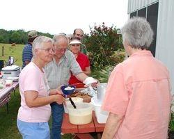 Pool's Ice Cream Party - June 21, 2008