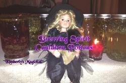Brewing Spirit Cauldron Potions