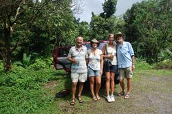 John, Ann, Jackie and Eric