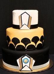 Roaring Twenties Cake