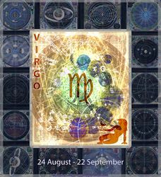 ARTFUL ASTROLOGY - VIRGO