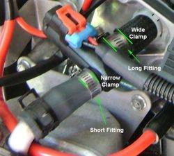 Installed valve