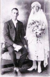 Stan Snodgrass & Ethel Chapman 1926