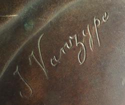 Signature J Vanzype/Julia Frezin 1864-1950