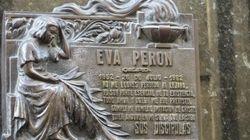 Eva Peron's tomb, Buenos Aries