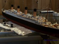 Pic 55 - Titanic almost completed