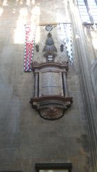 Memorial to Sir William Penn