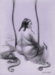 Compulsive Overeater Deity