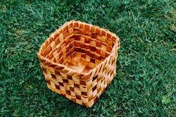 Cedar Bark Basket