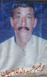 Shaheed Muhammad Naeem (Walad Ghulam Jan)