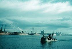 215 Fremantle Harbour 1958