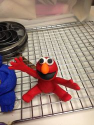 Fondant Elmo