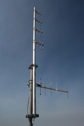 442.950 Repeter Antenna