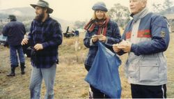 1994 Henning, Louise Chugg (Gaberlt) and Paul Giles