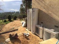 Sanden heat pump manifold 22.5kw
