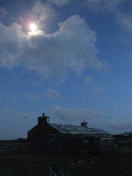 Quoybanks in the moonlight
