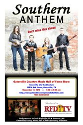 """Southern Anthem"" Nov. 18, 2016"