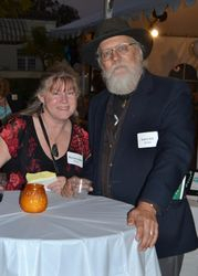 Marsha Judd and Larry Loc