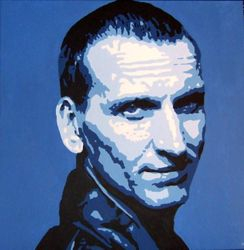 DOCTOR WHO -CHRISTOPHER ECCLESTON