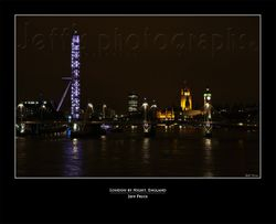 London by Night, England