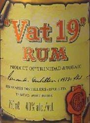 VAT 19 RUM