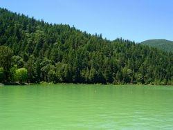 Toujours sur le lac Harrison
