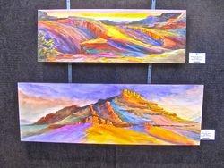 Earth Ribs and Gooseberry Mesa