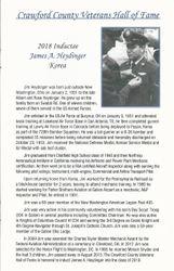 2018 Inductee     James Heydinger