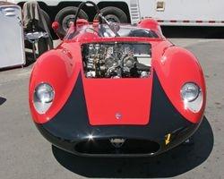 Beautiful 1956 Maserati 200S
