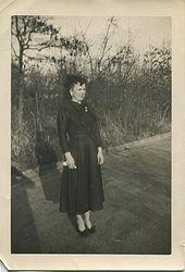 Kathryn (Katy) Dunn Manning around 1918