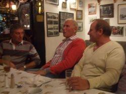 Steve Grey, Steve Veidor, Mak Sanders
