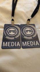 Media Passes