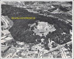 Dudley Castle. 1946.