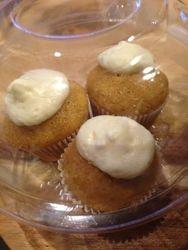 Spice Cake Minies