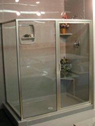 Granite Shower Surround