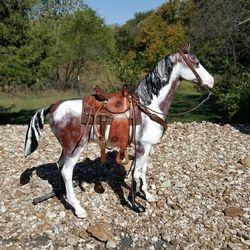 Rio Rondo saddle