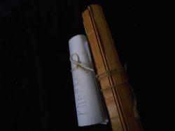 Runstavar/ Rune sticks