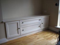TV Cabinet / Build-in / Alcove